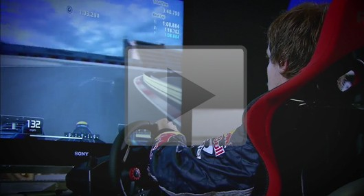 Gran Turismo 5 takes the Red Bull X1 prototype for a spin