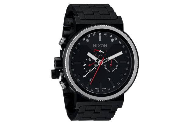 "Nixon ""The Trader"" Watch"
