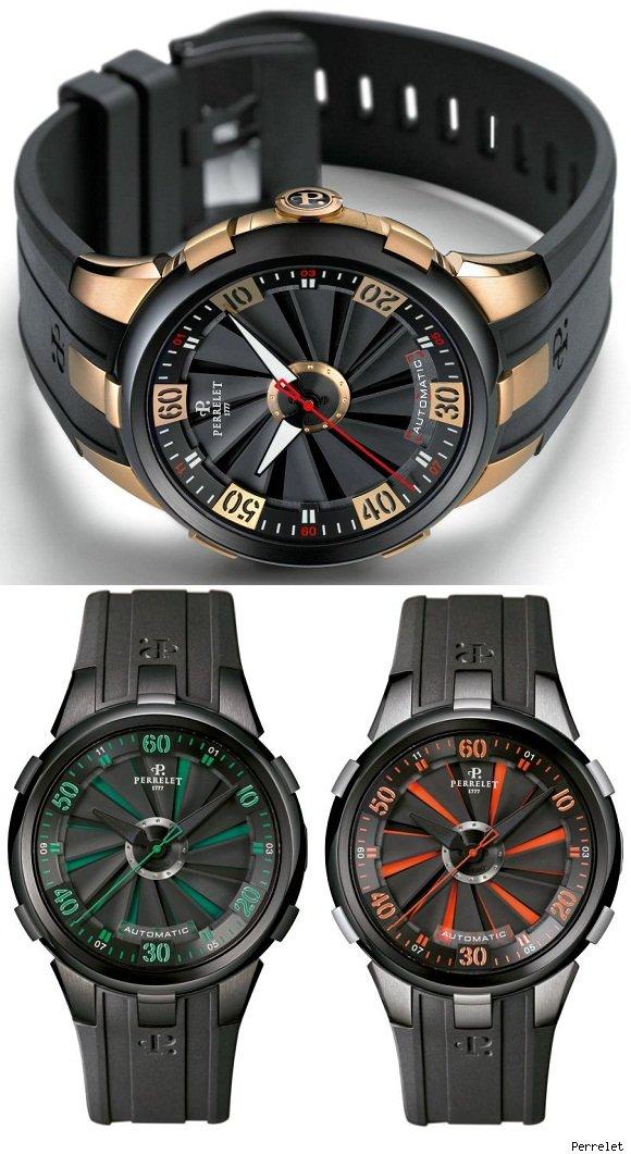 Perrelet Turbine XL Watch