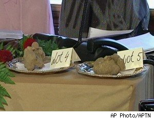 Stanley Ho Buys White Truffle For $330,000