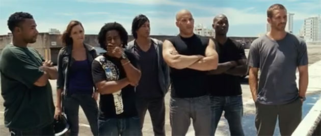 Video: Fast and Furious Five trailer hits the web