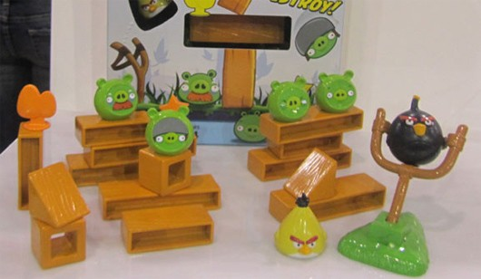 Angry Birds board game coming this May from Mattel