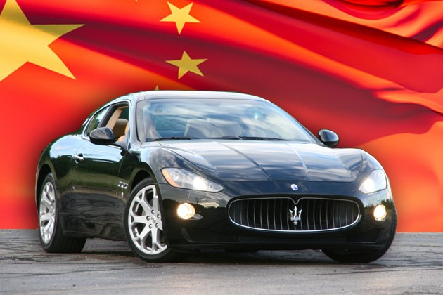 Chinese women buying disproportionate percentage of exotic cars?
