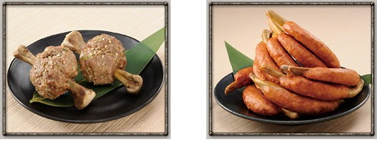 Oh no, it's real-life Monster Hunter food