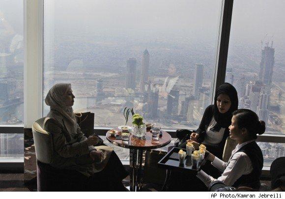World's Highest Restaurant Opens In Dubai