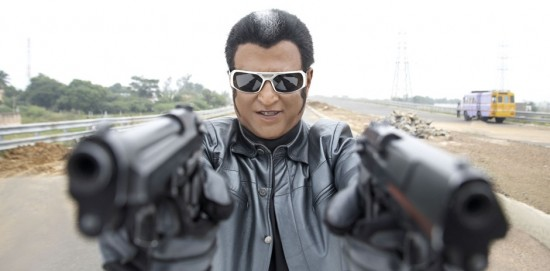 WTF: Ridiculously Insane Indian Robot Action Movie 'Enthiran' [Must Watch]
