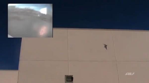 DARPA-funded Nano Hummingbird spybot takes flight (video)