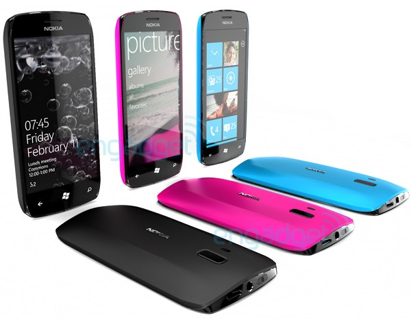 Exclusive: Nokia's Windows Phone 7 concept revealed!