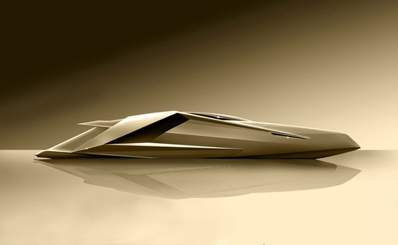 Mauro Lecchi & Fenice Milano Team Up to Build Lamborghini-Inspired Motoryacht