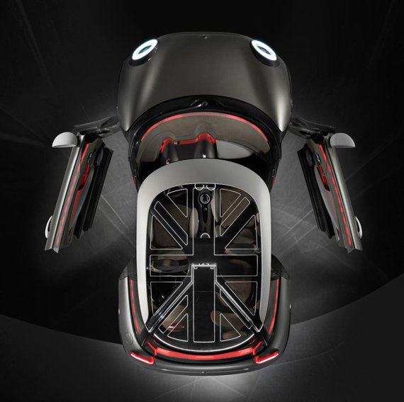 MINI – Rocketman Concept