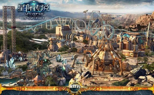 World Of Warcraft-Themed Park To Be Built In China For Real?