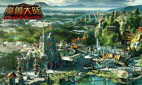 World of Warcraft/Starcraft Theme Parks Coming Soon?