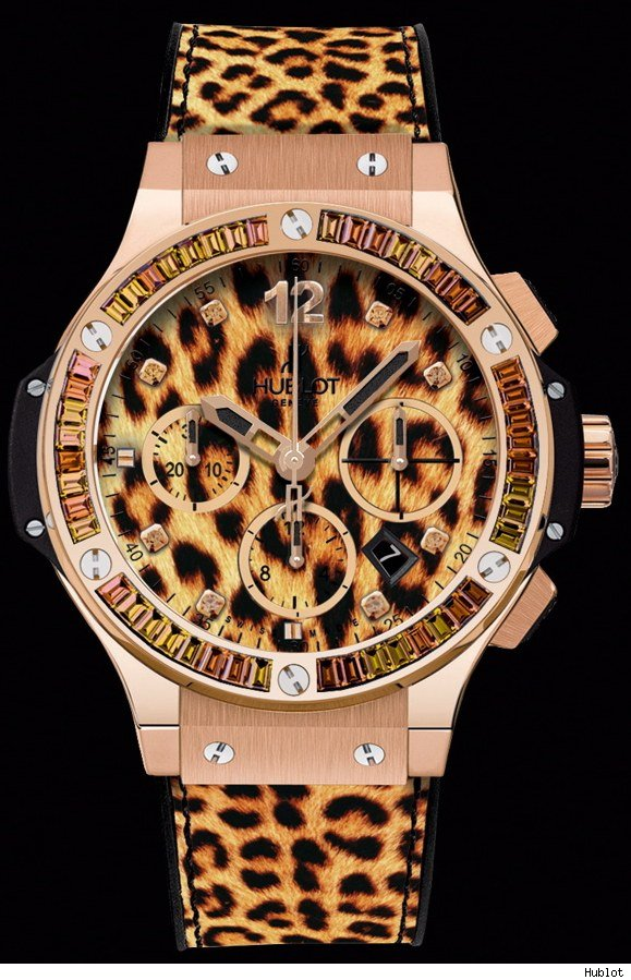 Hublot Big Bang Leopard Watch for Your Wild Side
