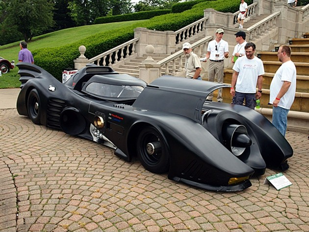 casey putsch turbine-powered batmobile
