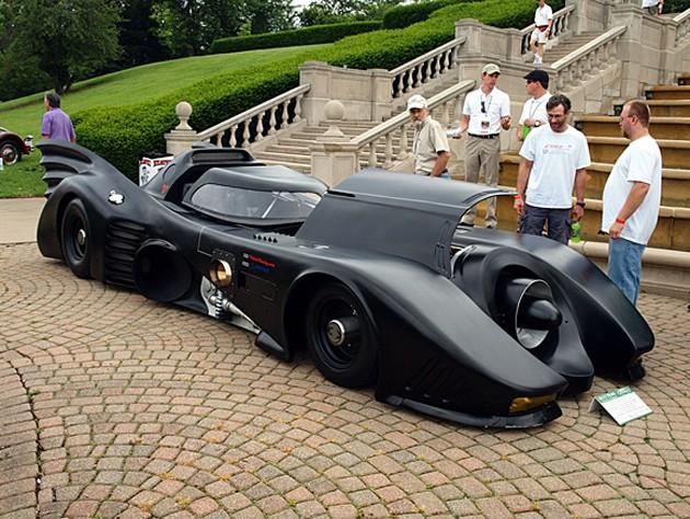 casey putsch turbine-powered batmobile