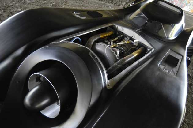 Putsch Racing Batmobile