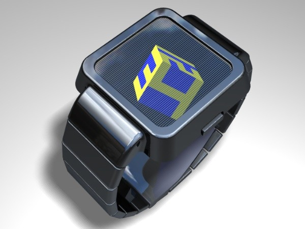 Tokyoflash's Kisai 3D Unlimited watch turns time into a colorful ice cube (video)