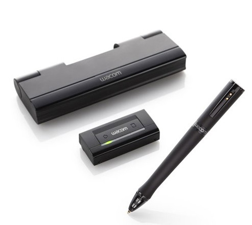 Wacom Inkling smart pen does drawing the old-fashioned way — sort of (video)