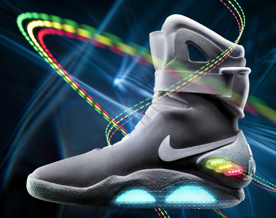 Nike MAG 2011 (McFly) – Officially Unveiled