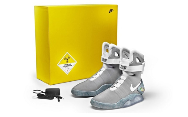 Nike MAG Auction Live Now